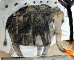 Der verrotzte Elefant