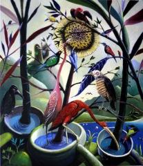 Die Insel der Vögel