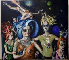 Die verruchten Töchter des Ikarus
