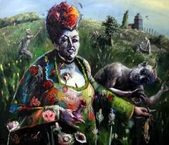 Der Faungarten der Madame de Sade