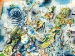 Nordische Seekarte 1