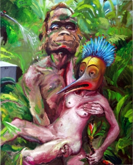 Tarzan und Blondie