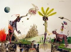 Über der Grasnarbe wuchern die Eitelkeiten
